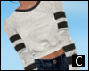 C` Stripe Sweater V1