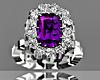 Diana Ring Amethyst