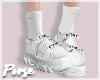 PL: #COMFY Sandals White