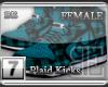 [BE] Blue Plaid|Kicks F
