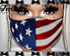 USA Flag Mask