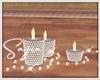 Ⓢ Diamonds Candles