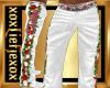 [L] W Christmas Pants M