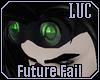 [luc] FF Goggle Green M