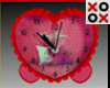 Animated Love Clock