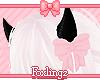 🎀 Cutie horns pink