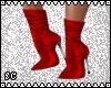 SC RED SHORT BOOTS