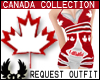 'cp Canada Outfit
