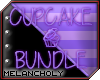 Purple Cupcake Bundle