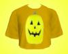 Tall Yellow Pumpkin Crop