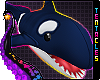 🐋 Orca Plush | Navy