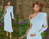 TF* Blue Goddess Gown