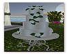 WEDDING ISLAND CAKE (KL)