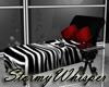 Zebra cherry lounge