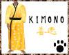 Japanese Kimono Zenitsu