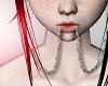 |< Lip Chain Silver F