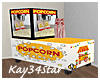 HomeTheater Popcorn Cart
