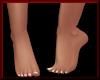 F Bare Feet NATURAL