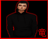 [竜]Black Hoodie