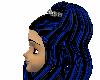 Blue/Black Streaked Beth