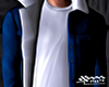 Blue Classic Jacket