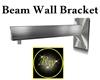 beam wall bracket
