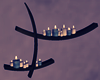 Wall Candles ~