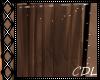 !C* L Brown CurtainDrape