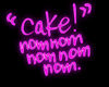 Cake! | Pink `Neon