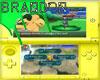 B| Yellow Nintendo 3DS