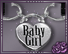 ♥ collar babygirl