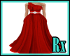 [Rx]Red Gown- XL