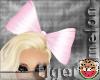 .tM. BigBow Pastel Pink