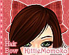 ~ LOLITA Pink Hair Bow 3