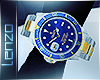 Z0| Submariner Two-Tone