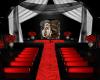Gothic Wedding Room