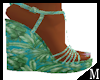 M! Tropical Wedges