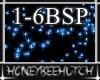 Sparkle Particles Blue