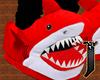 J| Shark Slippers .M