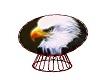 Eagle cuddle chair