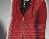 BBG. Polo hoodie