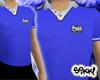 Sikk Polo: True Blue