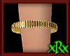 Cable Bracelet Gold