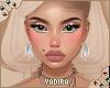 Y| Hadid Blonde
