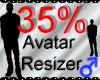 *M* Avatar Scaler 35%