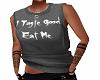 DWH Tomboy eat me top