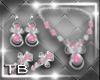 [TB] Pink/Diamond Set