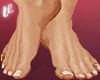 *V Realistic Feet