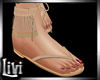 Camel Boho Sandals