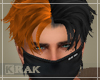 K  Bicolor Hair 1